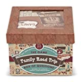 Melissa & Doug Family Road Trip Box of Travel Questions Game - 82...