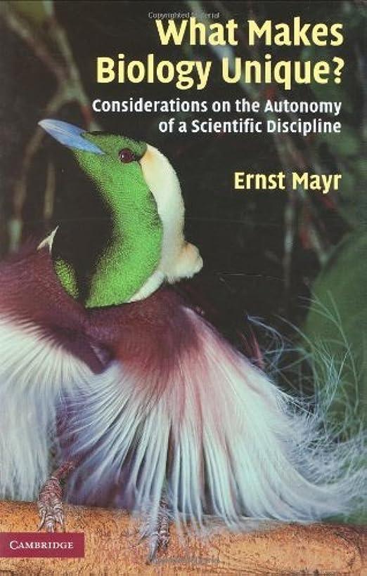 可能にするホテル移行するWhat Makes Biology Unique?: Considerations on the Autonomy of a Scientific Discipline (English Edition)