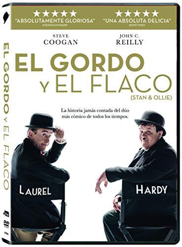 El Gordo Y El Flaco (Stan Ollie) [DVD]