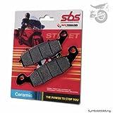 SBS Pastiglie Freno posteriori–HF di ceramica Yamaha 660MT 03anno 2006-