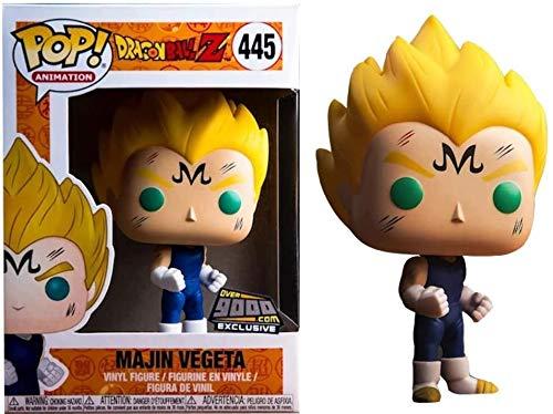 XQ Funko Pop! Dragon Ball Z # 445 Majin Vegeta ammelbares Spielzeug