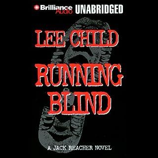Running Blind audiobook cover art