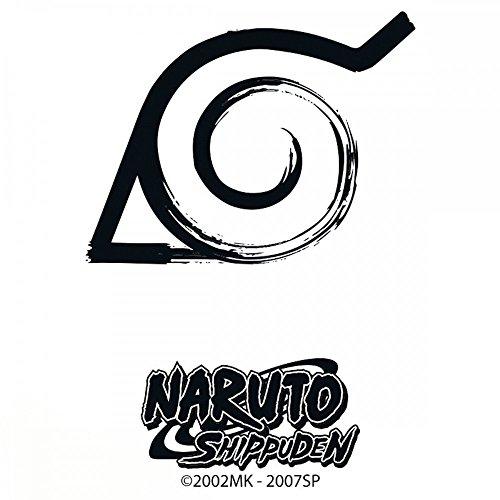 Naruto – Konoha Símbolo – Cristal | Original manga anime: Amazon ...