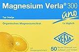 Magnesium Verla Granulat 300 mg orange
