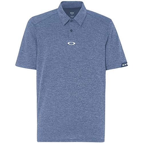 Oakley Camisa Aero Ellipse Polo Ensn Lt Blue HTHR Medio 434172-6B6-M Polo