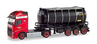herpa 311526 Volvo FH Gl. Container Exchange semi-Trailer Den Hartogh, Multicoloured