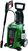 Bosch Green 061599261B Universele hogedrukreiniger voor koud water Aquatak 130 en auto-reinigingsset