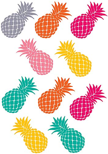 Teacher Created Resources Tropical Punch Pineapples Accents, 2156
