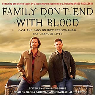 Family Don't End with Blood cover art