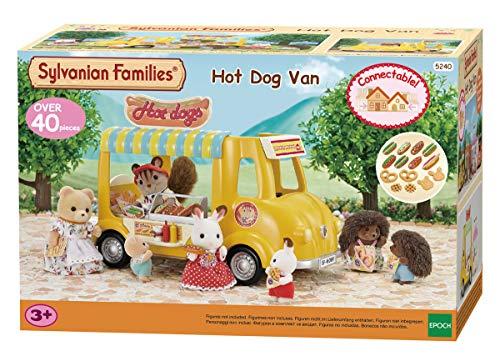 Whybee 5240 Hot Dog Van inc Más de 40 piezas Niños Niñas Edad 3+