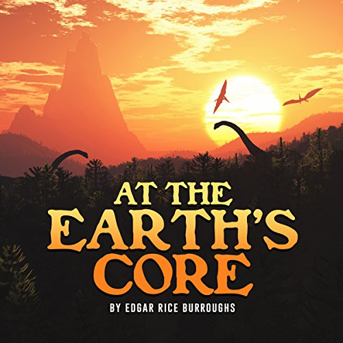 Edgar Rice Burroughs: At the Earth's Core cover art