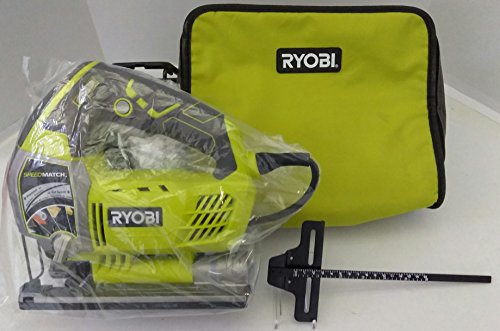 RYOBI JS651L1 6.1 Amp Variable Speed Orbital Jigsaw With Speed Match