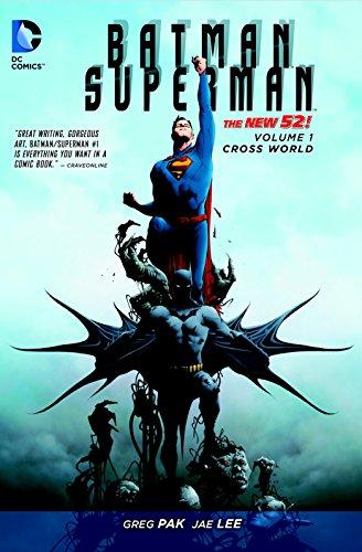 BATMAN SUPERMAN 01 CROSS WORLD