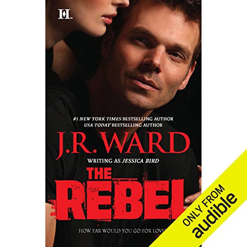 The Rebel audiobook cover art