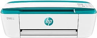 HP DeskJet 3762 - Impresora de tinta multifunción (8 ppm, 4800 x 1200 DPI, A4, Wifi, Escanea, Copia, 60 hojas, Modo silenc...