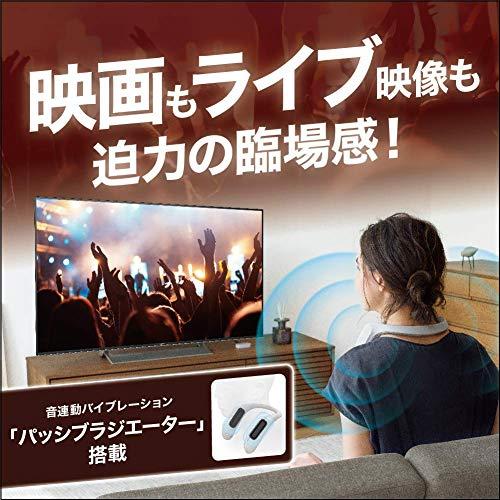ソニーウェアラブルネックスピーカーテレビ/映画/ゲーム用スピーカー音連動バイブレーション機能付き2017年モデルSRS-WS1