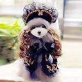 ArgoBar - Disfraz de Princesa Chal para Perro o Gato