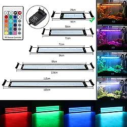 GreenSun-LED-Lighting-LED-Aquarium-Beleuchtung-Aquariumlampen-Lampe-Aufsetzleuchte-Abdeckung-Klemmleuchte-Licht-Einstellbare