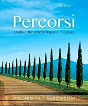 Percorsi: L'Italia attraverso la lingua e la cultura (3rd Edition) - Standalone book