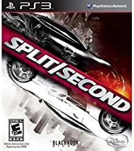 New Disney Interactive Split Second Racing Game Complete Product Standard Retail Supports Ps3