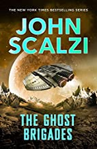 The Ghost Brigades (The Old Man's War series) by Gary Blythe John Scalzi(2015-11-05)