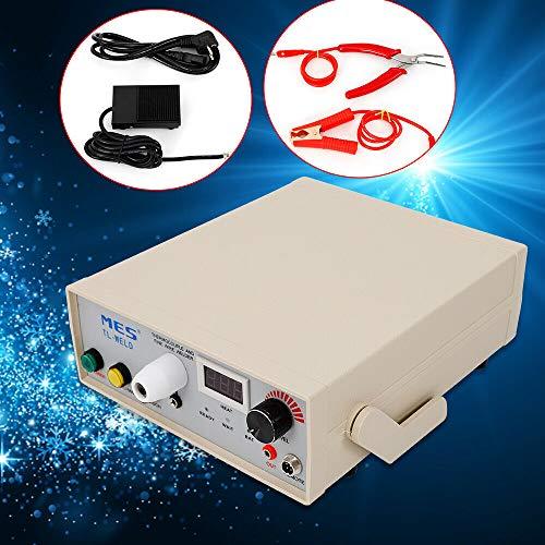 Hochfrequenz Manuell Pulse Sparkle Thermoelement Schweißmaschine Wechselstrom ARC-Schweißgerät Desktop Tl-Schweißen Puls 90-260V 0,01-3,0mm
