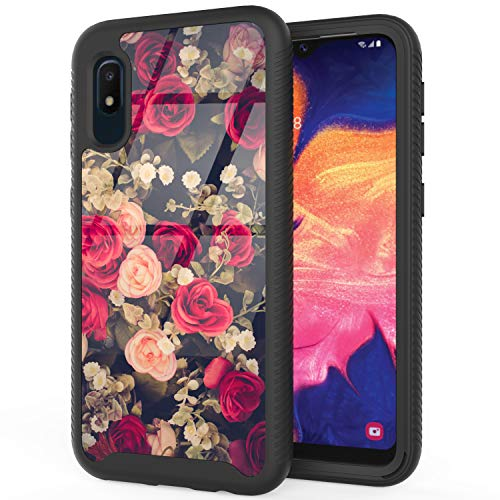 Samsung Galaxy A10e Fashion Floral Case by ANLI