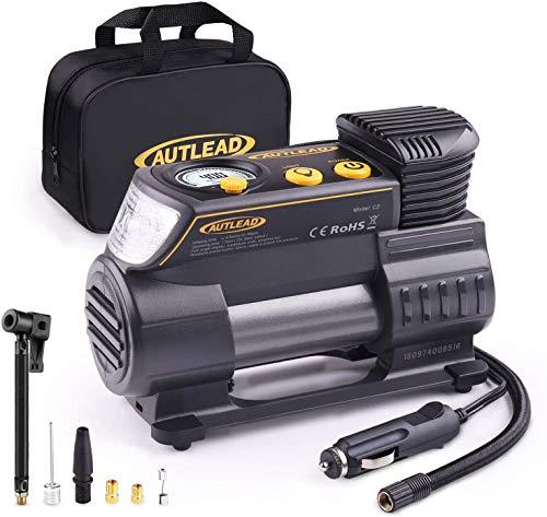 AUTLEAD C2 Compressore Portatile per Auto -...