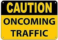 注意接近中の交通金属錫標識産業標識安全標識道路標識