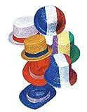 Hola - 5 de septiembre de color Cilindro Sombreros, Bowler Glitter, temas y colores...
