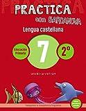 Practica con Barcanova 7. Lengua castellana: La G y la J. La I y la Y. La H (Materials Educatius - M...