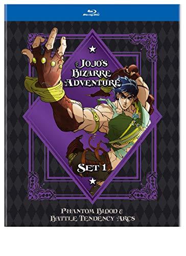 JoJo#s Bizarre Adventure Set 1: Phantom Blood & Battle Tendency (BD) [Blu-ray]