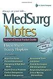 MedSurg Notes: Nurses Clinical Pocket Guide