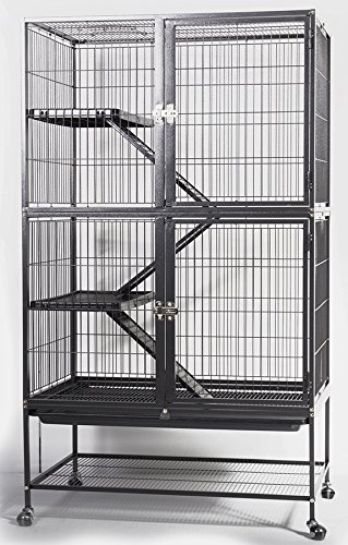 CAGE VOLIERE OISEAUX-CAGE RONGEUR NOTHING HILL