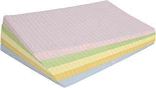 School Smart Ruled Exhibit Paper, 8-1/2 x 11 Inches, Assorted Colors, 500 Sheets - 085454