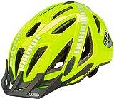 Abus Urban-I 2.0 Signal Helmet Signal Yellow 2018 Kopfumfang M | 52-58cm 2019 Fahrradhelm