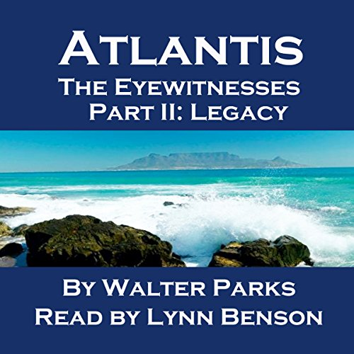 Atlantis The Eyewitnesses Part II: The Legacy of Atlantis cover art