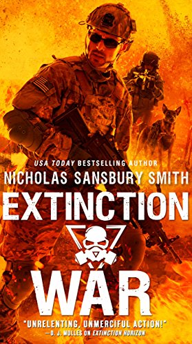 Extinction War (The Extinction Cycle Series Book 7)