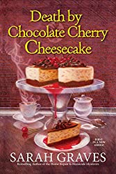 Books Set in Maine: Death by Chocolate Cherry Cheesecake by Sarah Graves. Visit www.taleway.com to find books from around the world. maine books, maine novels, maine literature, maine fiction, maine authors, best books set in maine, popular books set in maine, books about maine, maine reading challenge, maine reading list, augusta books, portland books, bangor books, maine books to read, books to read before going to maine, novels set in maine, books to read about maine, maine packing list, maine travel, maine history, maine travel books