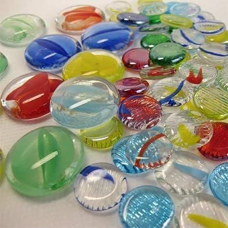 ガラスのおはじき123セット 3種類123個入り 日本メーカー Glass Counter