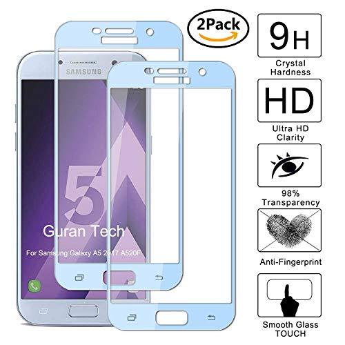Guran [2 Paquete] Protector de Pantalla para Samsung Galaxy A5 2017 A520F...
