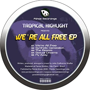 We're All Free EP