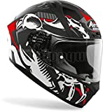 AIROH VAC17 CASCO MOTO INTEGRALE MATTO VALOR CLAW TG.S
