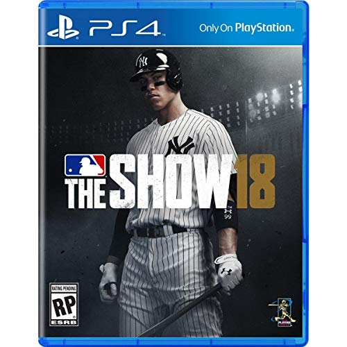 MLB The Show 18 - PS4 - Region Free - Portuguese Cover