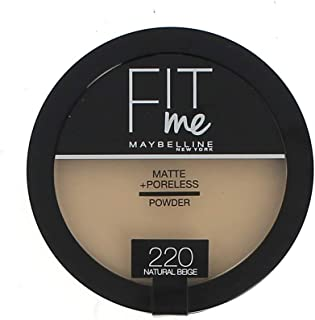 Maybelline New York Fit Me Powder 220 Natural Beige