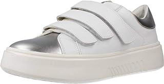 Geox D Nhenbus C, Sneakers Basses Femme