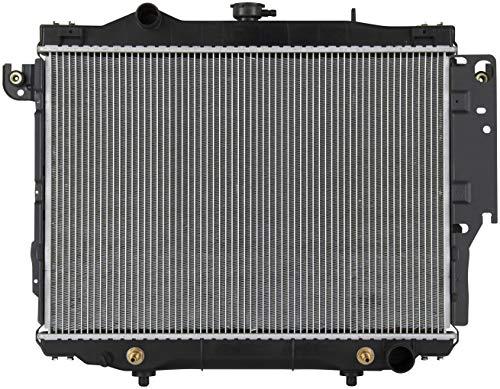 Spectra Premium CU1709 Complete Radiator for Dodge Dakota