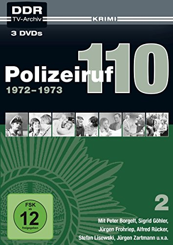 Box 2: 1972-1973 (DDR TV-Archiv) (Softbox) (3 DVDs)