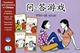 Wèn-dá yóuxì: Questions and answers in Chinese. Game Box mit zwei Kartenstößen à 66 Frage- und Antwortkarten (ELI Spiele: Spiele zum Sprachenlernen)