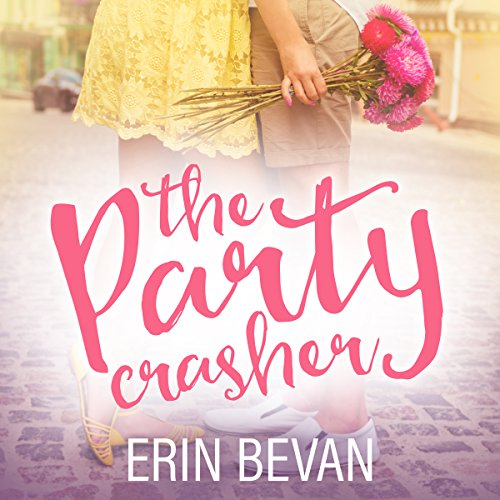 The Party Crasher audiobook cover art